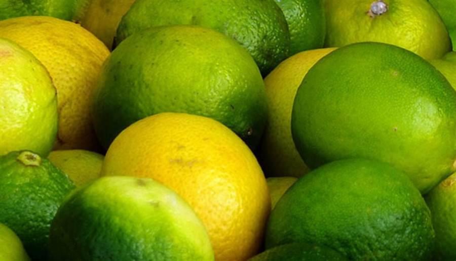 挑選檸檬以表皮有光澤、外形橢圓、皮薄有彈性的為佳。(圖/pixabay)