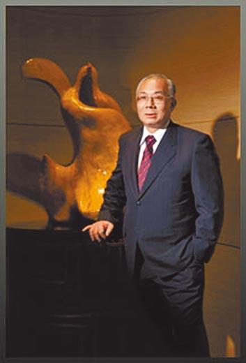 不動產開發公會全聯會理事長楊玉全