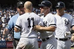 MLB》又是光頭哥!洋基3人被掃出場