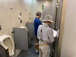清潔不落人後 基隆近300座公廁獲特優認證