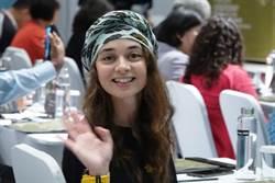 俄國女孩投身台灣有機農業 參加IFOAM青年論壇