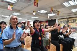 太極門台中道館27周年館慶 楊瓊瓔攜手散播愛心種子