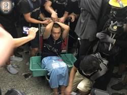 《環時》記者被毆 涉案青年被暫控3罪 明提堂