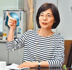 關務署首位女性首長 謝鈴媛用熱情追求海關新形象