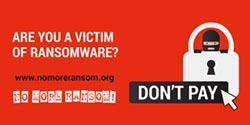 打擊勒索病毒 我加入歐警組織平台