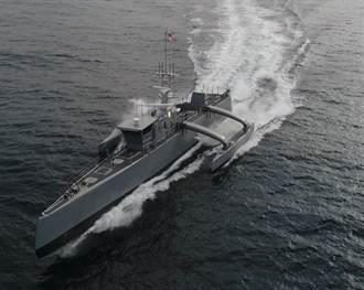 5年10艘 美要打造世界最大無人艦