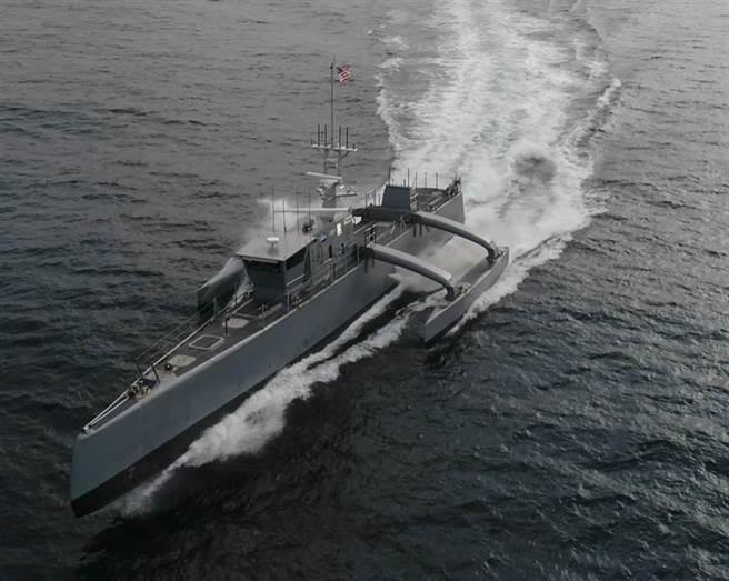 5年10艘 美要打造世界最大无人舰