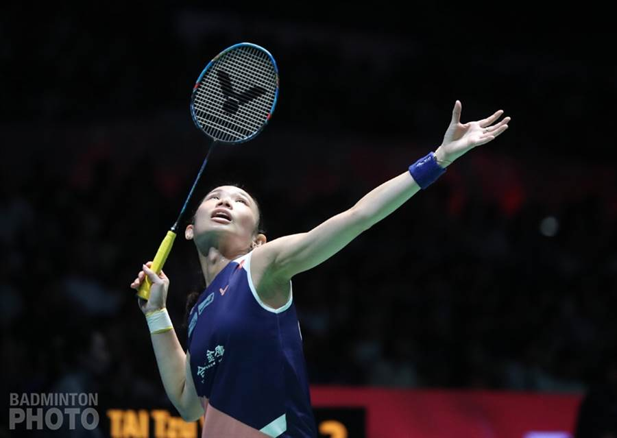 戴资颖今年世锦赛能否突破八强、迈向冠军?(资料照/Badminton Photo提供)