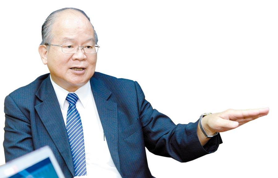 樂天國際商銀預定董事長簡明仁。圖/王德為