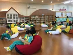 教育部「最美共讀站」評選  中市5校榮獲優選