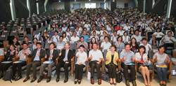 台中公私立国小校长会议 卢秀燕重视培养学生EQ