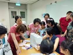 台中女兒館「手作布衛生棉」推廣環保
