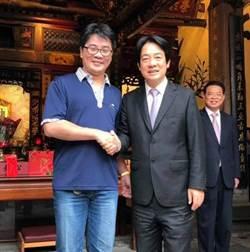 竹县绿营建议党中央立委徵召范文鸿和周江杰参选