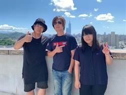 台灣樂團獻「身」為原創音樂發聲