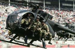 波音將升級MH-6「小鳥」特戰直升機