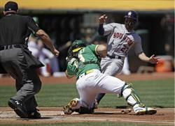 《時來運轉》單場暨場中投注 MLB美聯大混戰