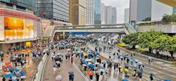 香港問題是內政 陸:外國無權干涉