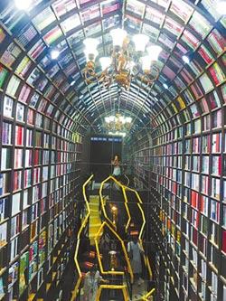 網紅書店 日均3500人次打卡
