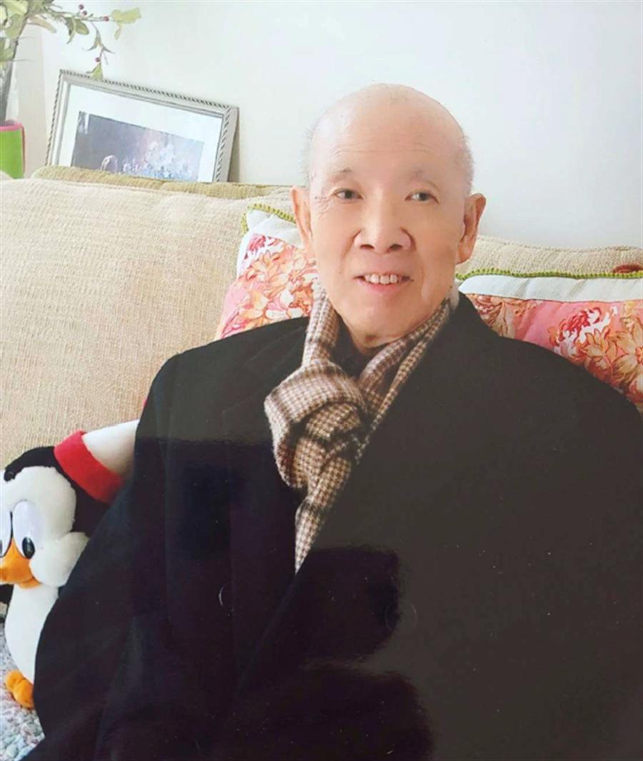 圖為美國西東大學榮譽教授楊力宇。(楊教授家人提供)