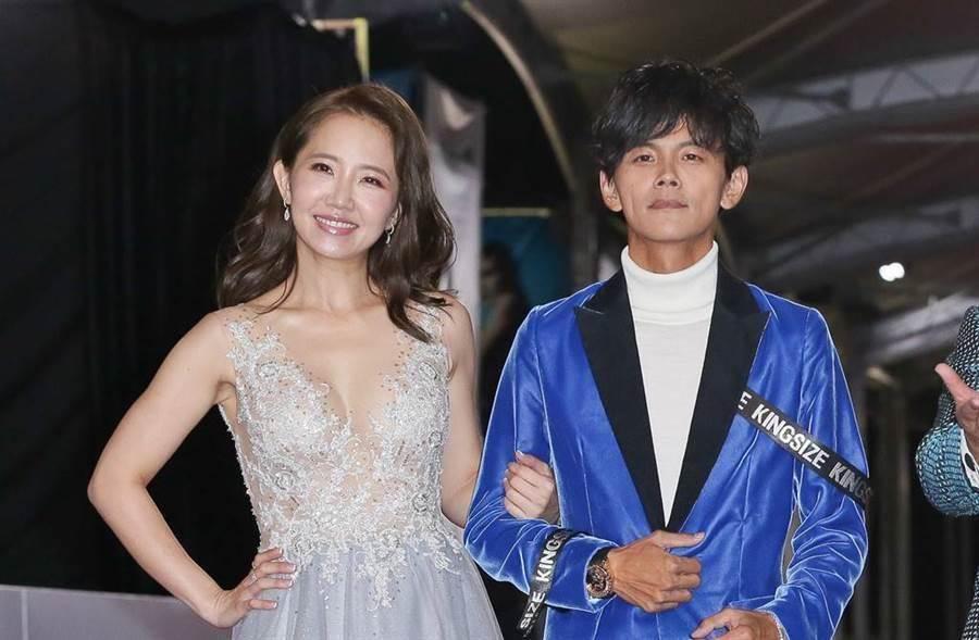 謝忻(左)確定從《大集合》出局。(資料照)