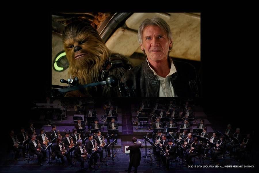 風行全球數十年的電影《星際大戰》,配樂家約翰.威廉斯的音樂是幕後推手之一。(牛耳藝術提供)