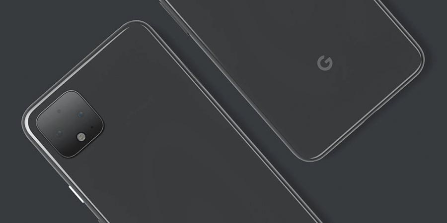 Google Pixel 4原型已由Google親自曝光。(Twitter Made by Google)