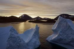 暖化創紀錄!格陵蘭冰爆裂 1日融了125億噸