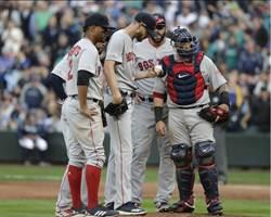 MLB》賽爾確定報銷 紅襪再陷困境