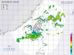 南部6縣市大雨特報 清晨難得東北風