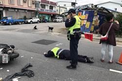 台東市車禍傷亡人數攀升 縣警將大執法
