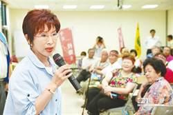 吳敦義批提一中同表沒資格當黨員 洪秀柱:不會再提