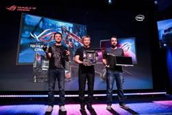 華碩出ROG電競周邊新品  德國電玩展現身