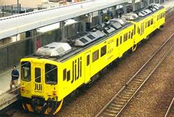 會移動的美術館  集集支線彩繪列車掀鐵道旅遊風潮