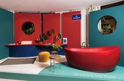 頂級衛浴推奢華浴缸 跨性別界線