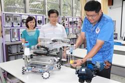 自走車競速暨機器人創意大賽 10月台灣首府大學登場