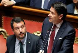 聯合政府風雨飄搖 義大利總理孔蒂辭職