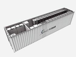 智捷能源 推智能一體儲能貨櫃