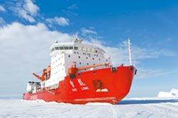陸冰路衛星航天 協助雙龍探極地