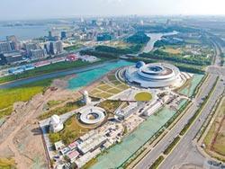 上海臨港新片區 金融機構搶灘