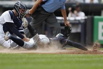 MLB》洋基容易被盜壘 是誰的錯?