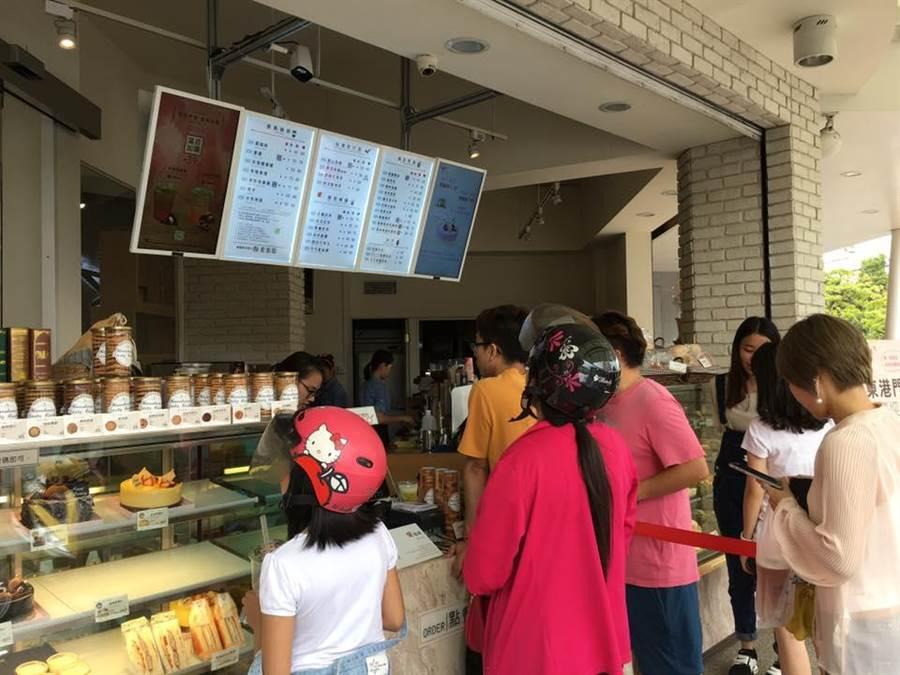 金鑛咖啡目前全台只剩34家門市。(翻攝金鑛官方臉書)
