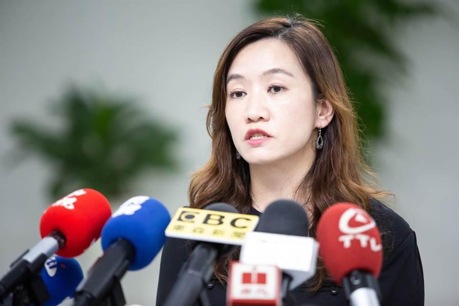 針對高雄市長韓國瑜疑遭「國家機器」監控之情事,新聞局長王淺秋出面說明。(本報系資料照)