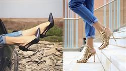 高跟鞋穿幾公分最美?「黃金公式」讓你穿出逆天長腿!