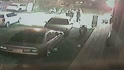 醉男砍女友遭警壓制休克 急救後撿一命