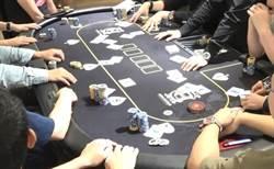 淨化選前治安 台中市警方向賭場宣戰