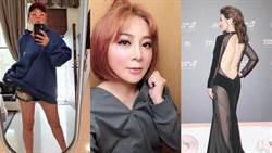 50歲王彩樺「美背辣腿」不科學!公開月甩4kg祕訣