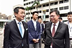 日自民黨青年局長率80團員訪台 難忘桃園之美