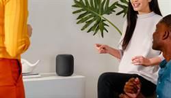 智慧音箱拼在地化 蘋果HomePod明上市