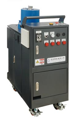 自動化展 長泰秀環保高效油水分離機