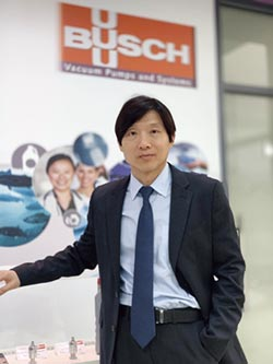德國Busch產品 台灣普熙獨家銷售